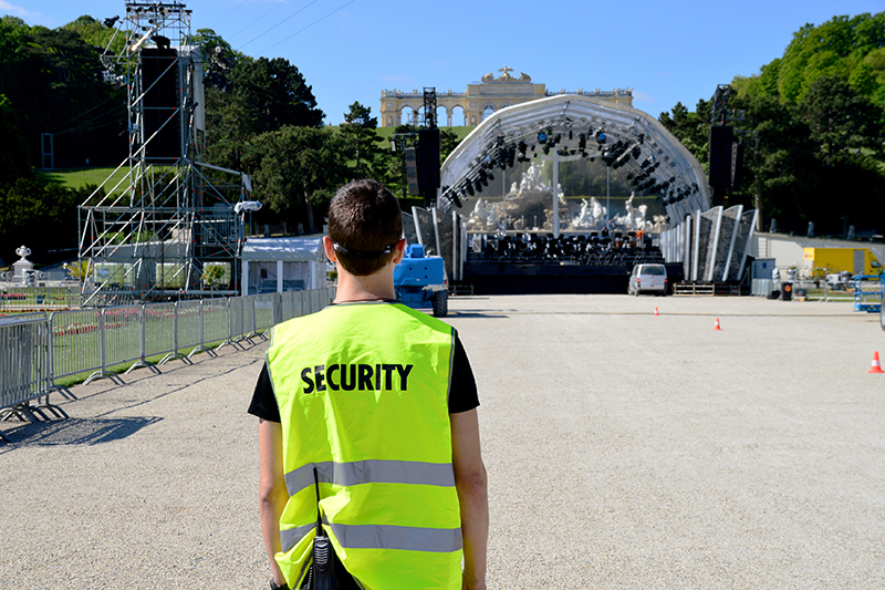 Cost Hiring Security For Event in Coventry West Midlands